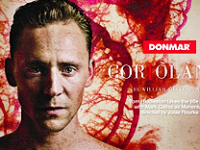 Video: Tom Hiddleston discusses reading from The First Folio