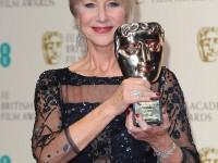 Helen Mirren Quotes Shakespeare, Accepting BAFTA Acting Award