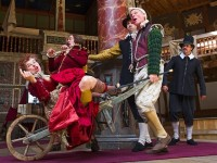Reviews: Measure for Measure at Shakespeare's Globe Theatre (London)