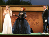 Reviews: Cymbeline at the Delacorte Theater, New York City