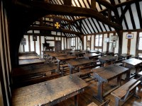 Look: William Shakespeare's schoolroom in Stratford to open to the public