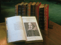 400 Years After His Death, Shakespeare's First Folio Goes Out On Tour